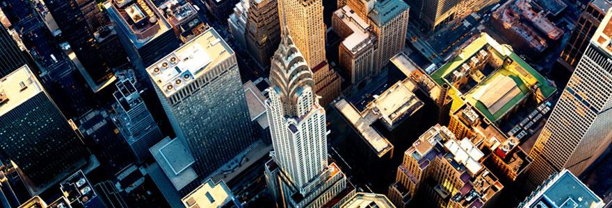 Visiter la ville de New York